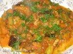 Овощное рагу Летнее