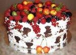 Торт Коломбина