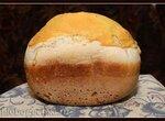 Хлеб на закваске, вкусный