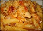 Макароны с куриным филе в Cuckoo 1051