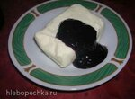 Джем черничный (хлебопечка Moulinex OW6002 Baguettes and Co)