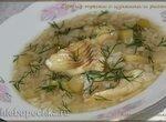 Суп из трески с цуккини и рисом (мультиварка - скороварка Brand 6051)