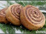 «Полосатое» печенье