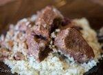 Мясо с клюквой в скороварке Бранд 6051