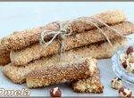 Орехово-сахарные палочки