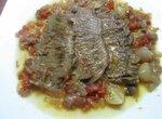 Мясо в луковом соусе для мультиварки-скороварки Brand 6051