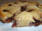 Сливовый пирог - рецепт из газеты New York Times