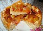 Французский яблочный пирог в мультиварке Polaris 0508D floris