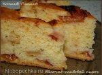 Пирог яблочно-сливовый (мультиварка-скороварка Brand 6051)