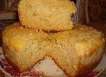 Пирог со штрейзелем Пряничный в мультиварке  Polaris 0508D floris