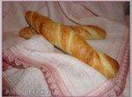 Швейцарский крученный хлеб