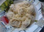 Пельмени с луком и сыром в мультиварке с давлением Polaris PPC 0305AD