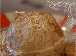 Мороженое Молочный крем-брюле (без яиц) в мороженице Brand 3811