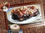Брауни Грязь Миссиссипи (Mississippi Mud Brownies {AKA Frosted Marshmallow Brownies})