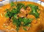 Рагу из говядины в томатном соусе с овощами (Су-Вид Steba SV-1)