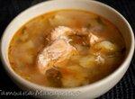 Рыбный суп а-ля солянка в скороварке Steba