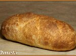 Хлеб Каролина с рисовой мукой (замес в Аnkarsrum Original)