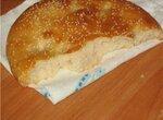Турецкий хлеб (Ramazan Pidesi) (духовка)
