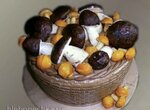 Печенье Белые грибы