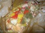 Рыба в пергаменте в Steba DD1 ECO