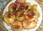Печеные яблоки в Поларис Флорис
