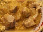 Куриные грудки в тыквенном соусе (Kromax MC-31)
