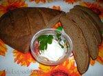 Ржано-пшеничный хлеб кисло-молочного брожения на закваске