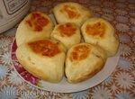 Пирожки с яблоками  (тесто на кислом молоке) в мультиварке Polaris 0508D floris