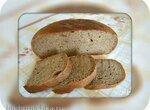 Пшенично-ржаной хлеб в мультиварке Scarlett IS-MC412S01