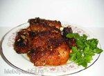 Ребрышки в медово-цитрусовом маринаде