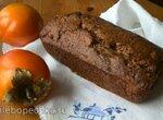 Цельнозерновой хлеб с хурмой