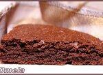 Шоколадный брауни (постный)