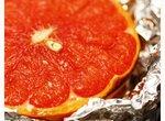 Запеченный грейпфрут с медом