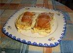 Завтрак-десерт Хлебушек с яичком от Ромы