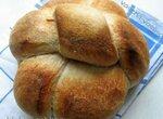 Хлеб с узелком