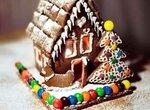 Пряничное тесто для домиков и печенья