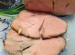 Шейка свиная со специями и зерновой горчицей (Су-Вид Steba DD1 Eco)