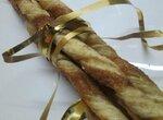 Домашние крученые Твисты (Homemade Cinnamon Twists), а также Cheese Straws - сырные соломинки