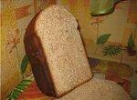 Хлеб сырно-шоколадный со сгущенным молоком  (хлебопечка)