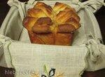 Коричный хлеб из ломтиков (Cinnamon Pull-Apart Bread)