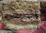 Корж-прослойка для торта из печенья Шоколадное искушение