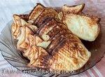 Творожные кексы-рыбки в кекснице