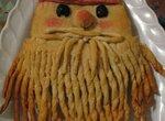 Хлебный Дед Мороз