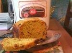 Пасхальный крестовый батон (хлебопечка)