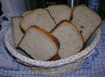 Хлеб из старого теста (мультиварка Steba DD1 ECO)