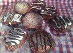 Шоколадные подушечки с начинкой из арахисовой пасты (Polaris 0508D Floris)