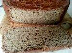 Ржаной хлеб (стопроцентный) на закваске