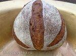 Солодовый хлеб на темном пиве