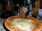 Суп-велюте из сельдерея (блендер-суповарка Добрыня)