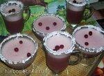 Клюквенно-яблочный десерт (мультиблендер Profi Cook PC-МСМ1024)